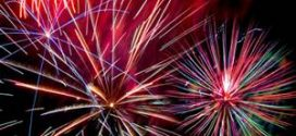 Area Fireworks Schedules